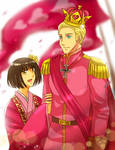 Gift : King and Queen of Hearts