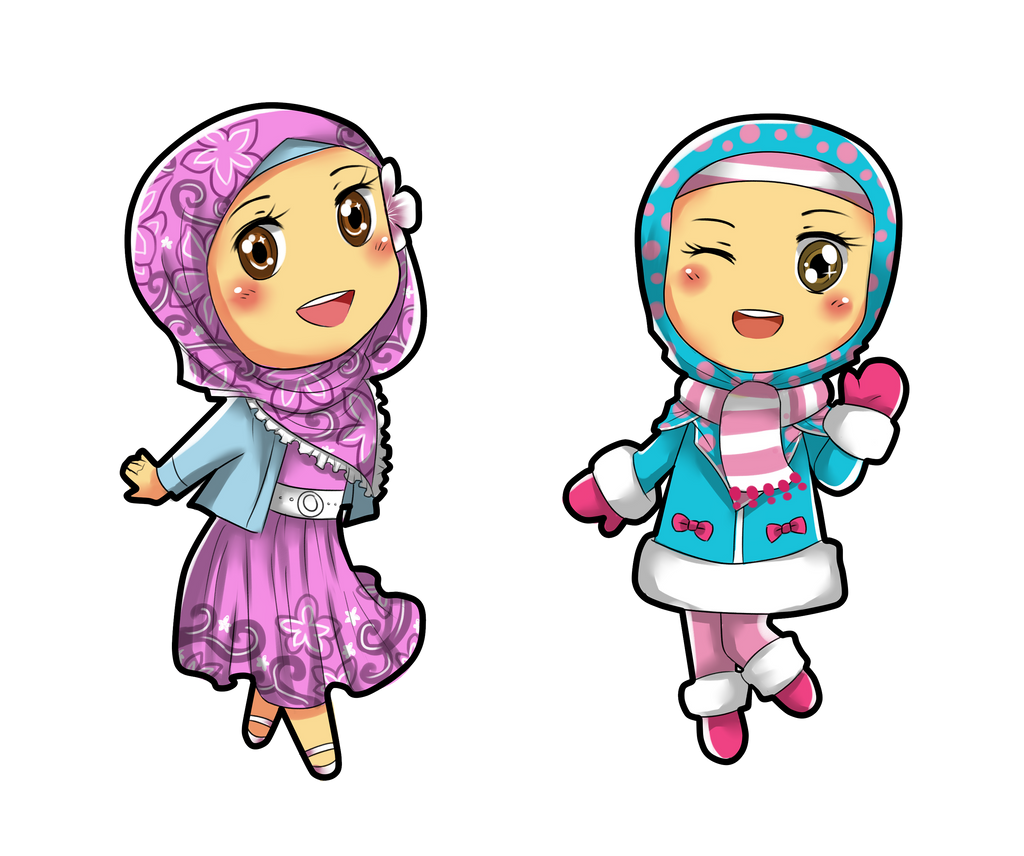 anime hijab by deviantart - 28 Anime Movie - girl with the ...