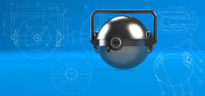 Cyberman Pokeball