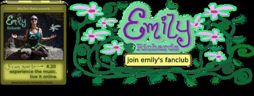 Emily Richards Fanclub Promo by seedsix