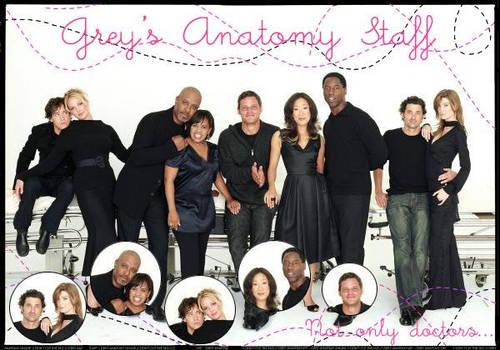 Grey's Anatomy's Group