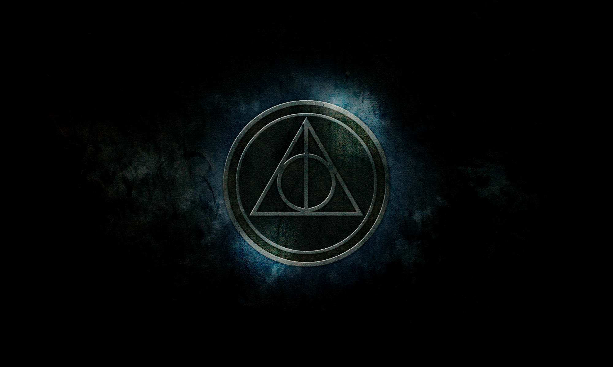 harry potter deathly hallows wallpaper by mrstonesley on