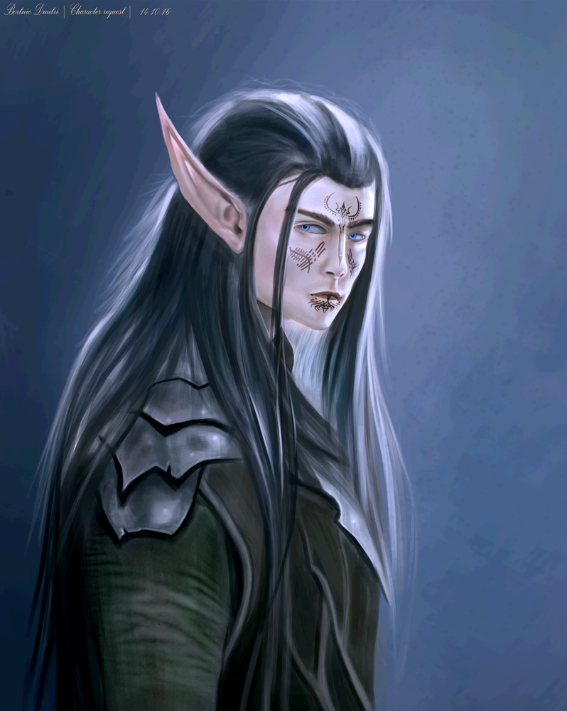 Character by Request- Elf by LoveCa3ne