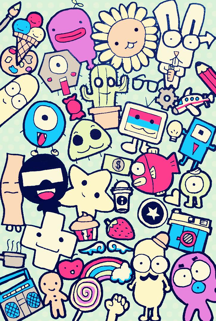 Cute Doodle by MKho on DeviantArt