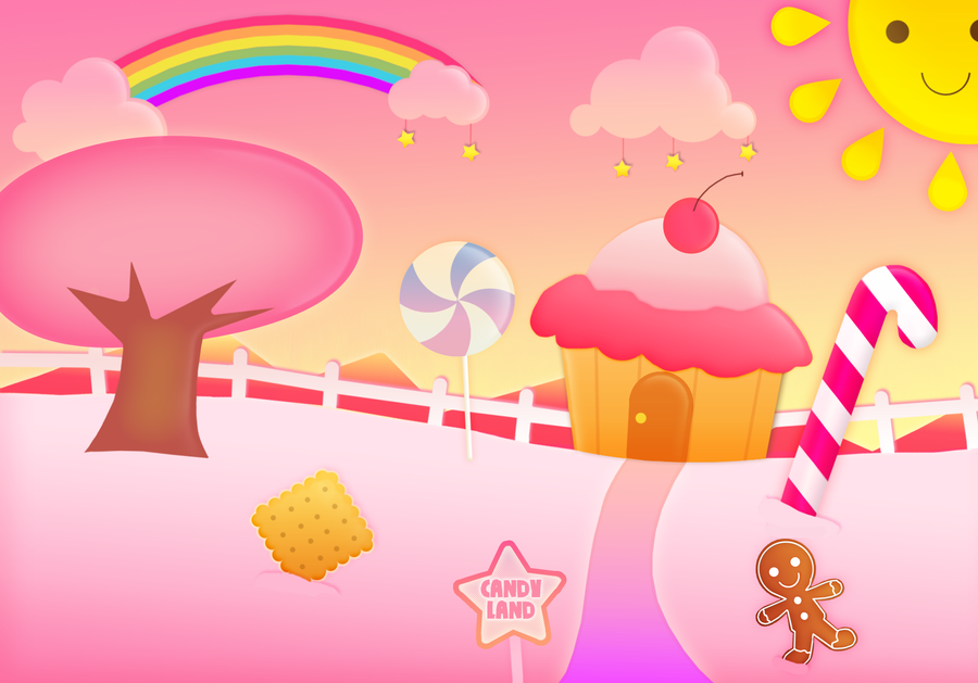 Candy Land by MKho on DeviantArt