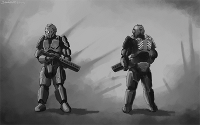 frontline armor by whatthebooty