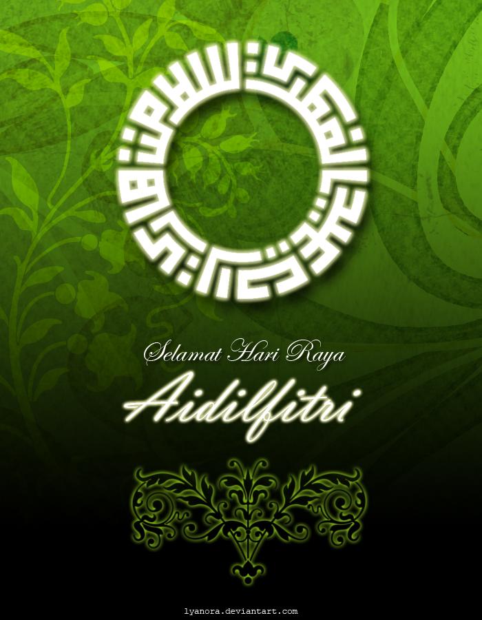 Salam Aidilfitri by lyanora