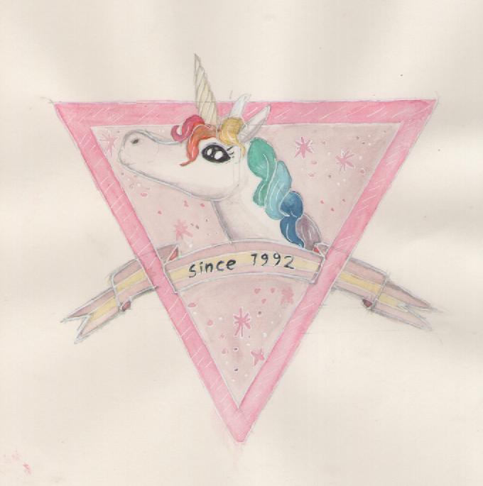 Unicorn since 1992 by Syaoran-Reed
