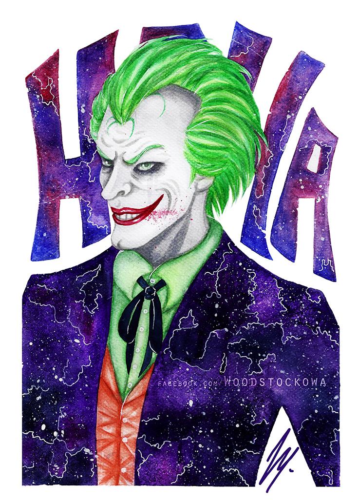 Joker by Woodstockowa