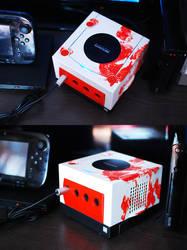 Custom Gamecube - Resident Evil