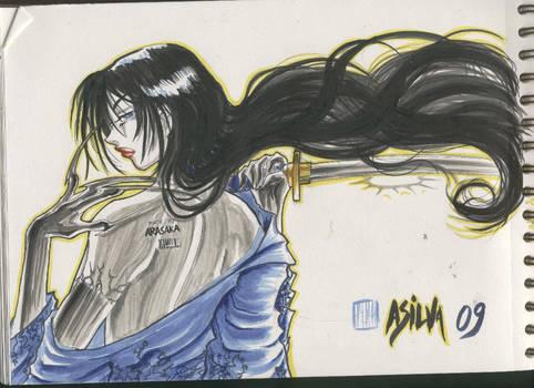 Cybergeneration: Akemi Kimono