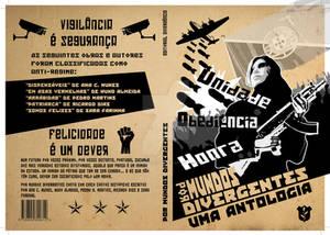 Por Mundos Divergentes - Anthology Cover