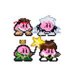 Kirby Mash up!