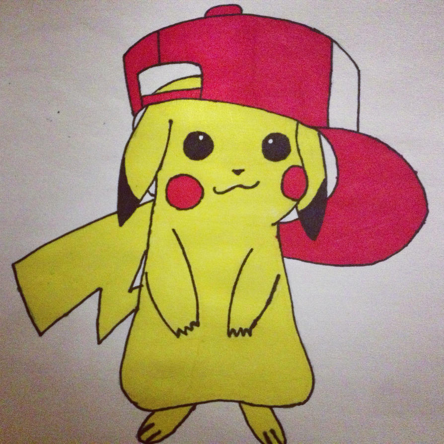 Emo Pikachu Pokemon Coloring Pages Images | Pokemon Images