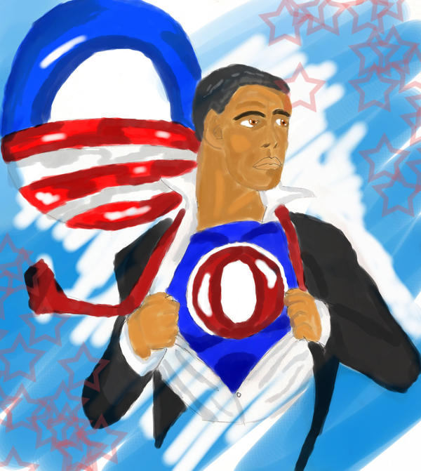 President Obama by paul626