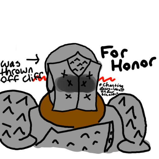 For Honor by Sushi-Cat567