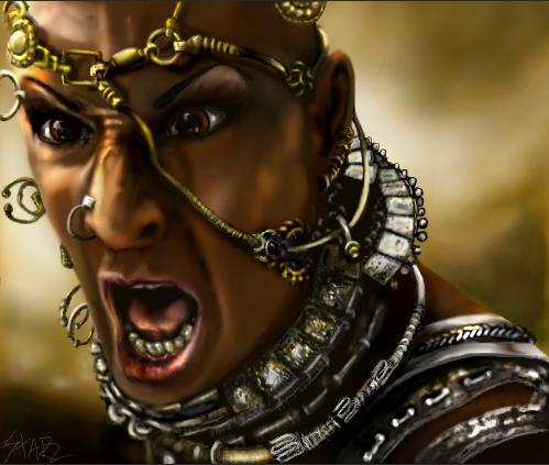 Xerxes from 300 by Starzshine Xerxes 300 Wallpaper