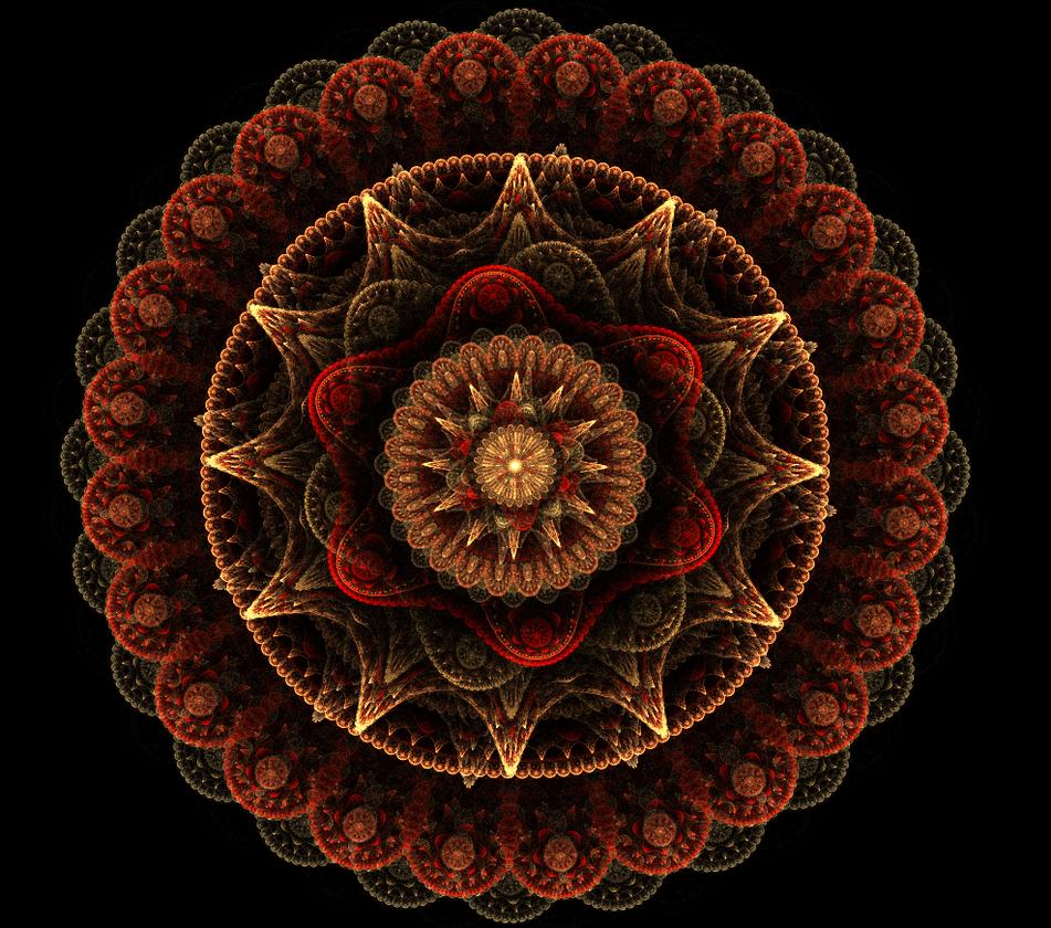 Mandala by Starzshine