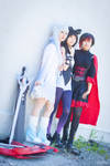 Blake, Weiss and Ruby - Standby