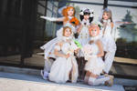 Love Live - Wedding Group ft. Kyuu.BE
