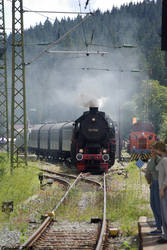 Steam locomotive by Edheldil3D