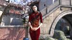 Mulan and Mushu by Edheldil3D