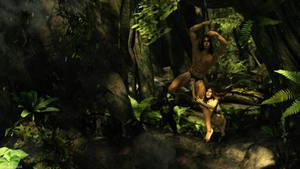 Tarzan and Ja..yayayayaya..ne!