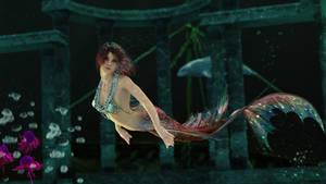 Meerjungfrau by Edheldil3D