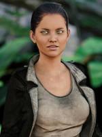 Asymmetrical face by Edheldil3D