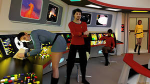 Star Trek - First Contacts by Edheldil3D