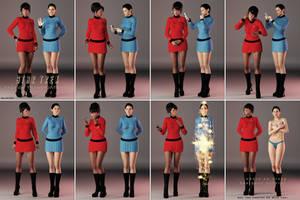 Star Trek - Fashion Transportation by Edheldil3D