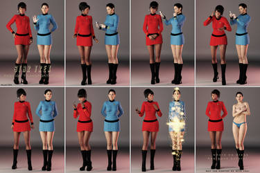Star Trek - Fashion Transportation by Edheldil3D