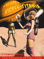 The Return Of Brass-Titania by Edheldil3D