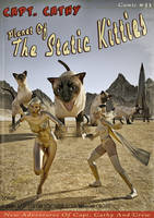 CCC: Planet Of The Static Kitties by Edheldil3D