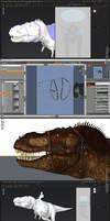 WIP: DinoRider