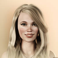 Skintest: Dorothy (Lyon) by Edheldil3D