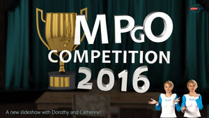 MPGO Competition 2016 - #01 by Edheldil3D