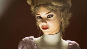 Madame Coiffure De La Ruche by Edheldil3D