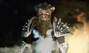 The Dwarf - Throdoin Dragonscale by Edheldil3D