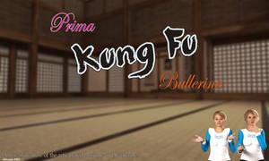 00 - Prima KungFu Ballerina