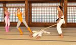 25 - Prima KungFu Ballerina