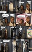 StarGirls - The Jedi Academy: The Lightsaber Exam by Edheldil3D