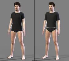 New Avatar Generation by Edheldil3D