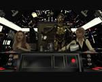 Star Girls: Burps like a Wookiee!