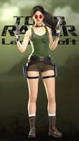 DAZPlay: Lara Croft