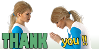 dA Thanks by Edheldil3D