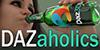 DAZaholicsLogo 100 50 by Edheldil3D