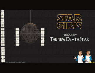 00 - Star Girls - The new DeathStar by Edheldil3D