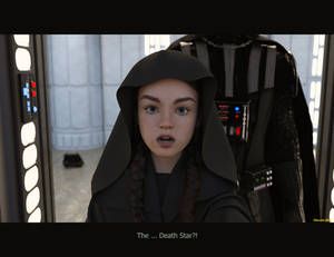 23 - Star Girls - The new DeathStar