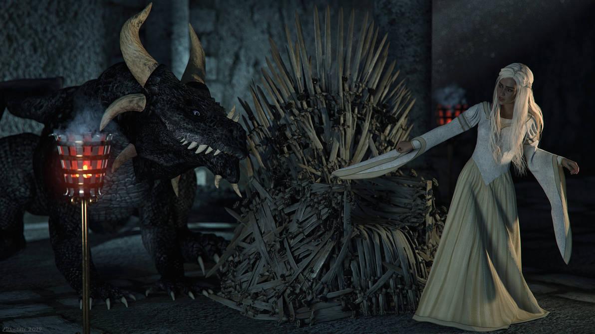 Peril of Thrones! by Edheldil3D